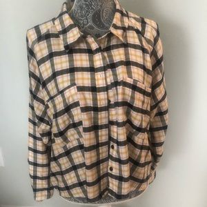 Wild fable flannel XL